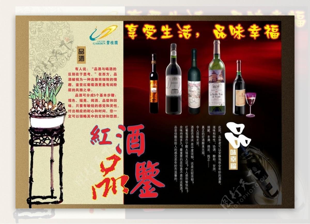 红酒品鉴会图片